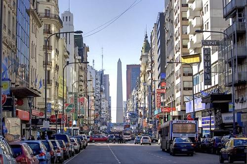 Circuit en Argentine, les célèbres villes touristiques à visiter