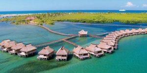 Complexe hôtelier au Mozambique