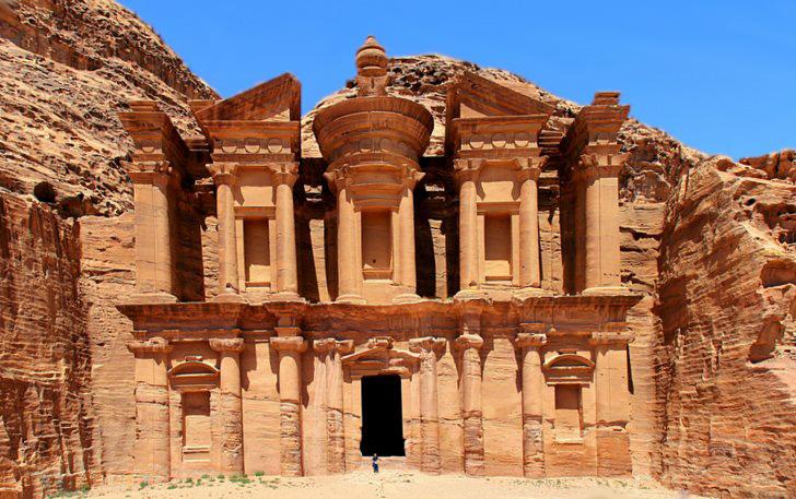 Jordanie Le pays des nomades