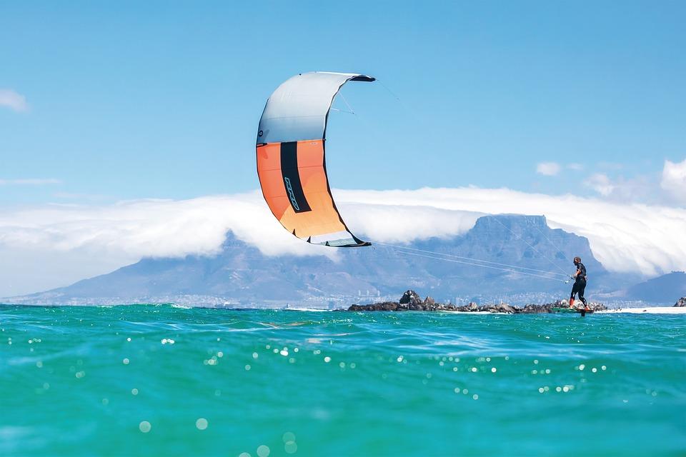 Les endroits pour faire du kitesurf à Madagascar